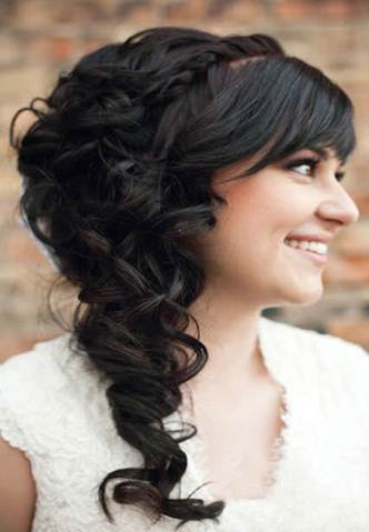 Stupendous 6 Artistic Wedding Hairstyles For Long Hair Hairstylescut Com Short Hairstyles Gunalazisus