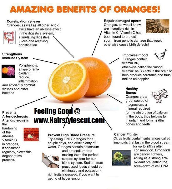 All The Health Benefits Of Drinking Orange Juice