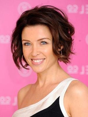 Dannii Minogue 12 Celebrities With Short Hair