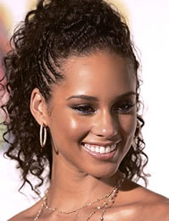 curly African American Hairstyles