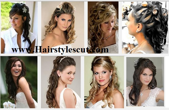 bridal hairstyles for relaxed hair   hairstyles by unixcode