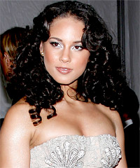 Keys hair style smart pictures of alicia keys celebrity hairstyles