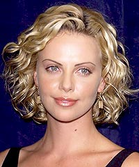 Charlize Theron Hairstyles Picture
