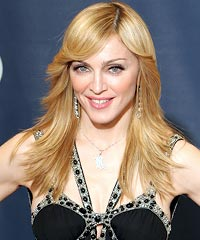 Madonna Hair Style | smart pictures of Madonna Celebrity Hairstyles