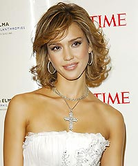 Jessica Alba Romance Hairstyles Pictures, Long Hairstyle 2013, Hairstyle 2013, New Long Hairstyle 2013, Celebrity Long Romance Hairstyles 2047