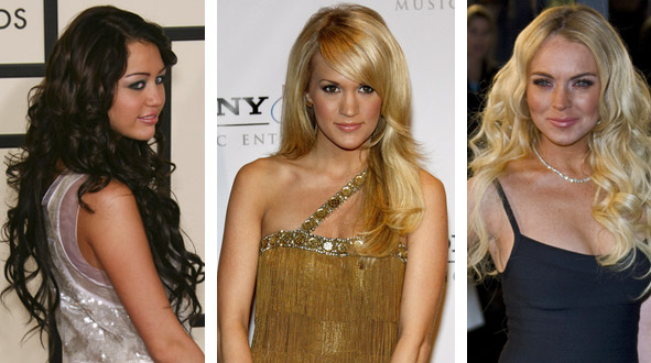 Hair extensions extends your look hairstylescut celebrities with hair extensions pmusecretfo Image collections