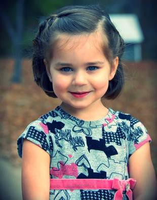 Fabulous 5 Super Duper Cute Hairstyles For Little Girls Hairstylescut Com Hairstyle Inspiration Daily Dogsangcom