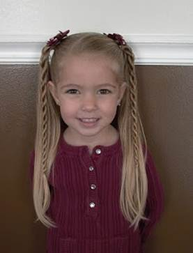Amazing 5 Super Duper Cute Hairstyles For Little Girls Hairstylescut Com Hairstyle Inspiration Daily Dogsangcom