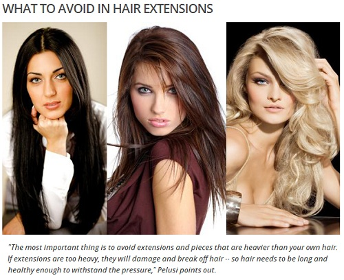 Hair extensions extends your look hairstylescut hair extensions extends your look pmusecretfo Choice Image