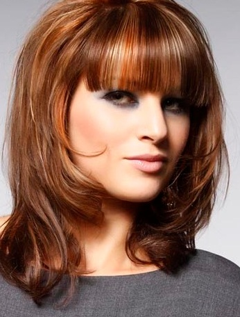 medium hairstyles for square faces