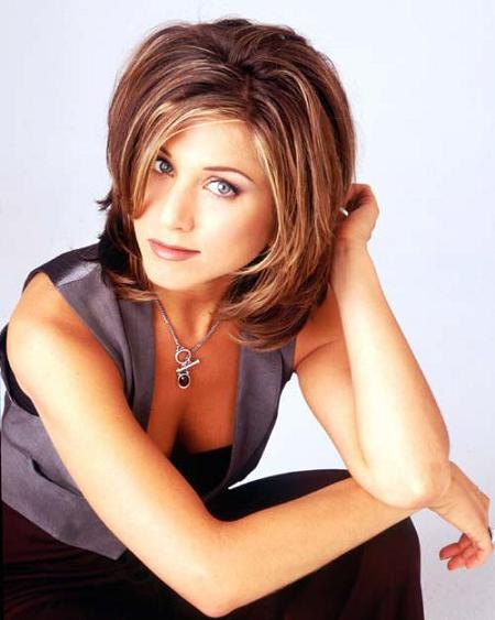 Famous Jennifer Aniston Sedu Hairstyles Pictures