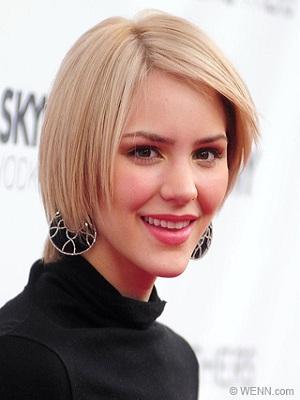 Katharine Mcphee 12 Celebrities With Short Hair Hairstylescut Com