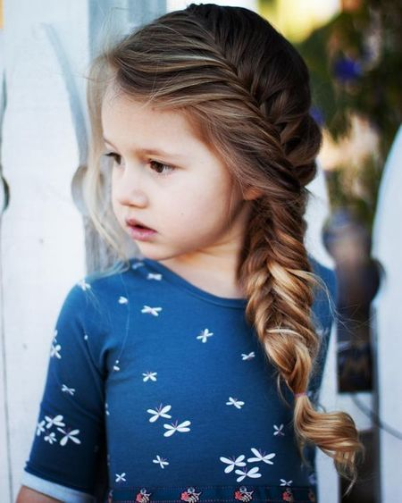 10 Super Duper Cute Hairstyles For Little Girls Hairstylescut