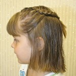 cute braids for kids