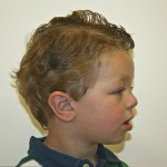 kids curly layered