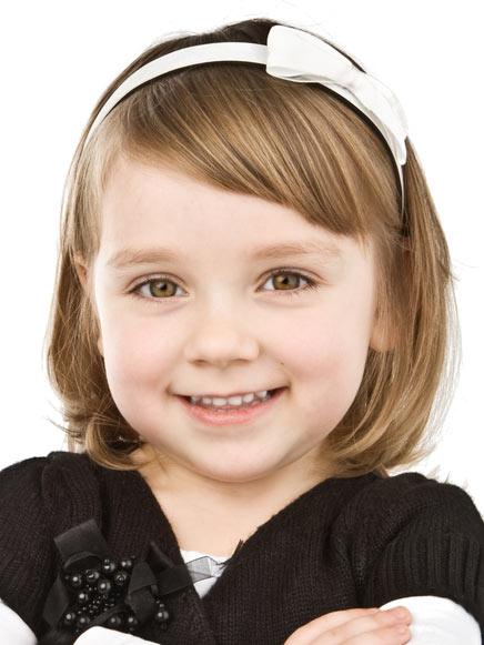 3 Adorable Bob Haircut for Little Girls | Hairstylescut.com