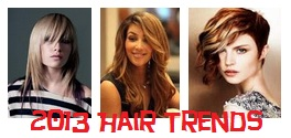2013 hair trends: just new in!