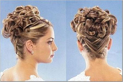 Terrific Easy Steps For 5039S Pin Curls Updo Hair Style Hairstylescut Com Hairstyles For Women Draintrainus