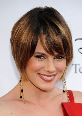 Short Chin Length Hairstyles Hairstylescut Com