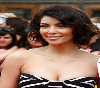 Kardashian Hair on Curly Bob Hairstyle For Short Hair  Kim Kardashian Hairstyles