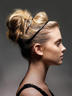 Perfect Loose Updo