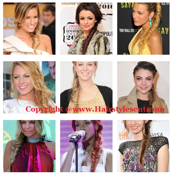 Different Ways to Style French Braids
