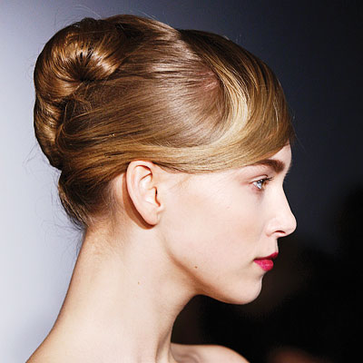 Wedding French Twist