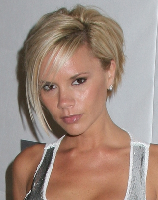 victoria beckham hairstyles. Victoria Beckham Hairstyle