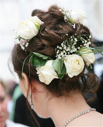 Wedding Hair Styles Gallery for Pictures of Wedding Hairstyles & Haircuts