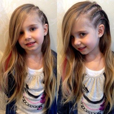 10 super duper cute hairstyles for little girls